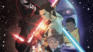 Star Wars: The Force Awakens' - Graphic Novel Review