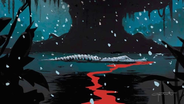 'Bone Parish #5:' Comic Book Review