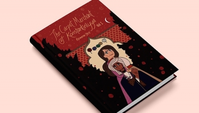 Fanbase Press Interviews Eisner Award-Nominated Reimena Yee on 'The Carpet Merchant of Konstantiniyya' and More