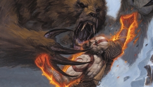 'God of War #1:' Advance Comic Book Review