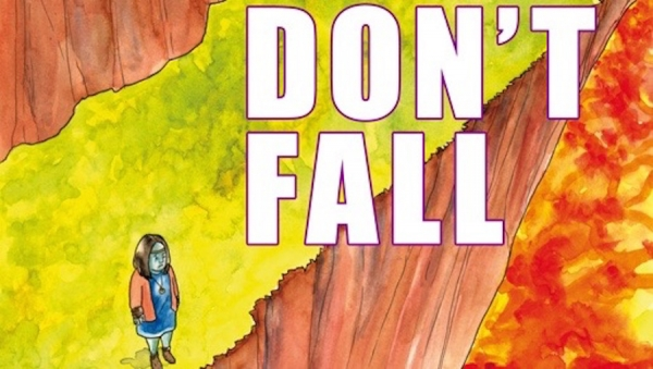 'Don't Fall:' Comic Book Review