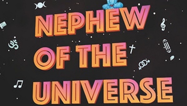 Fanbase Press Interviews Rob Bruner on 'Nephew of the Universe' (Hollywood Fringe 2018)
