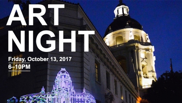Join Fanbase Press & Southern California's Indie Creators for ArtNight Pasadena 2017