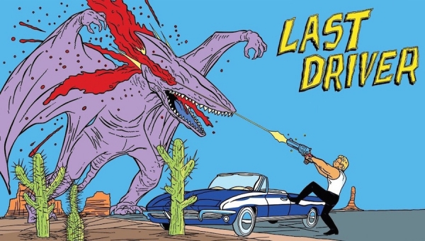 'Last Driver:' Advance Graphic Novel Review