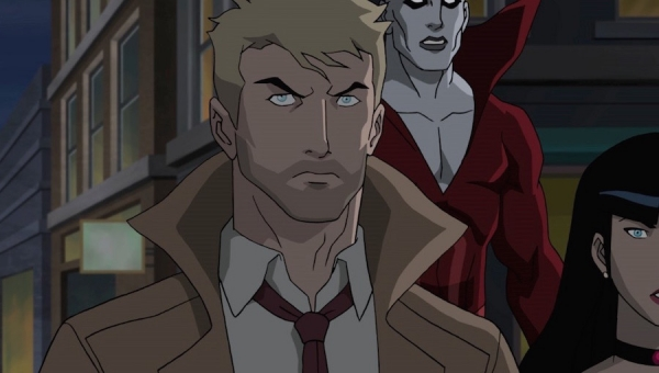 'Justice League Dark' Premiere: James Tucker on Bringing Darkness to DC Animated