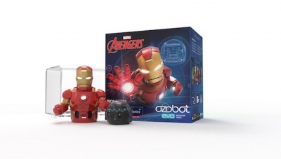 Stan Lee's LA Comic Con 2016: Ozobot Evo and Marvel Join Forces