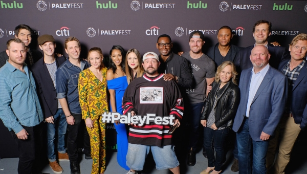 Celebrating The CW's Superheroes at PaleyFest 2017