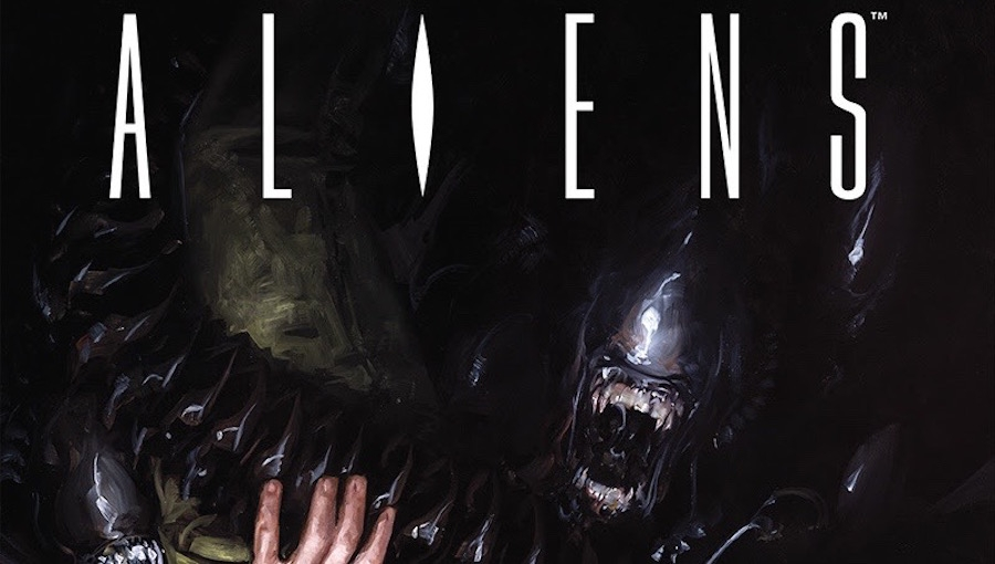 'Aliens: Life and Death #1:' Advance Comic Book Review (Life and Death and Death and Death...)