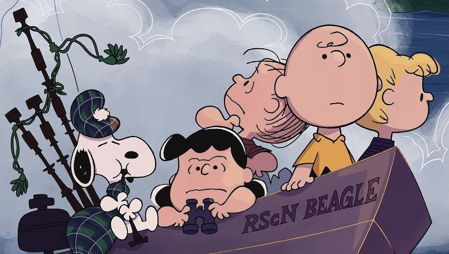 'Peanuts: Scotland Bound, Charlie Brown' – Trade Paperback Review