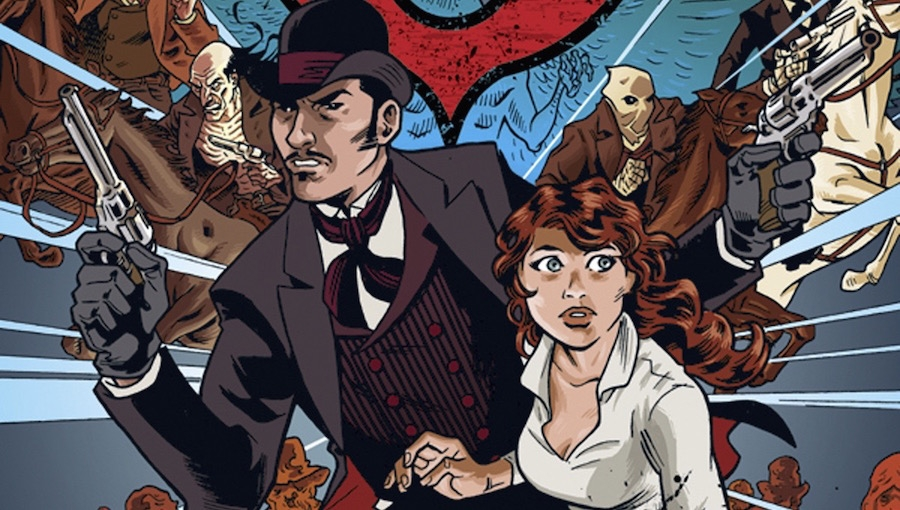 'The Sixth Gun: Book One' - Trade Paperback Review