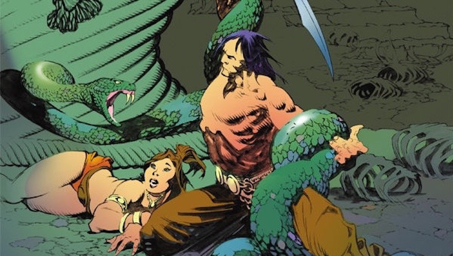 'Conan the Slayer #11:' Advance Comic Book Review