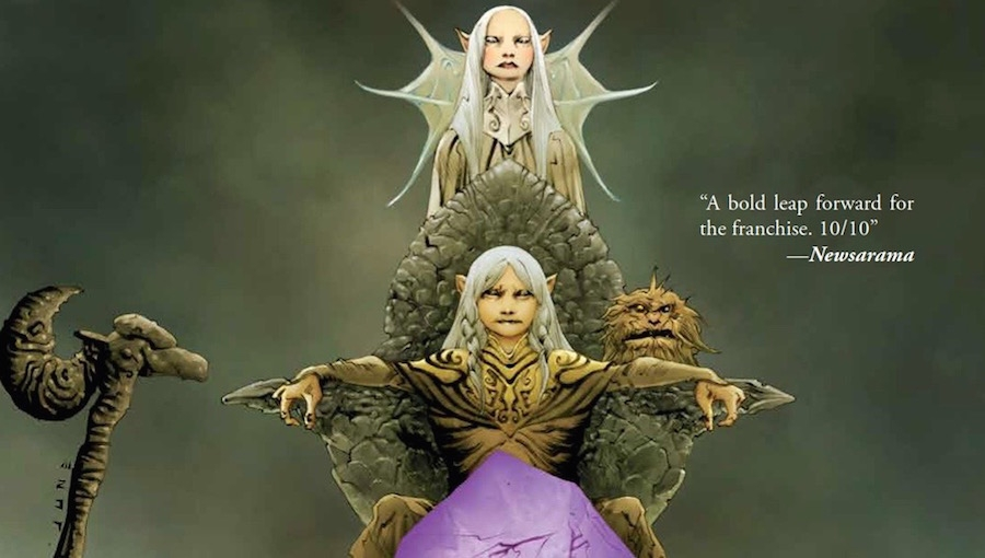 15 Fascinating Facts About The Dark Crystal  Mental Floss
