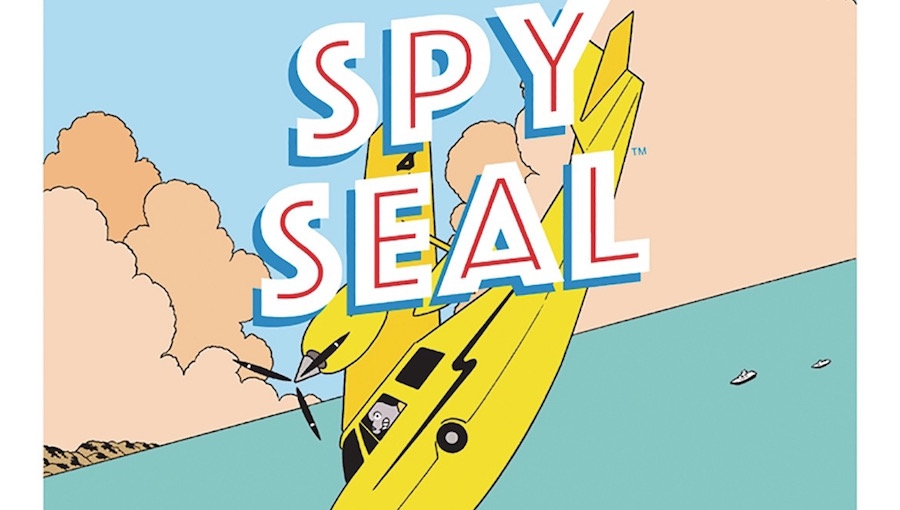 'Spy Seal #2:' Comic Book Review