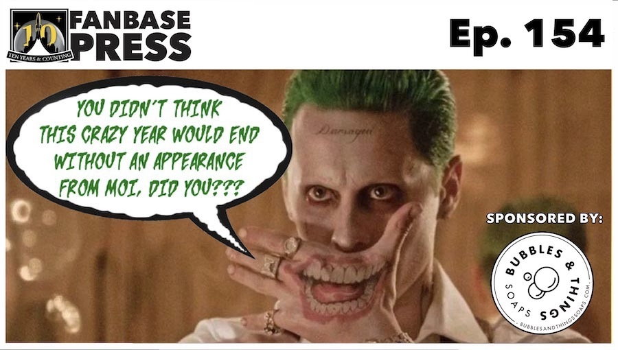 The Fanbase Weekly: Episode #154