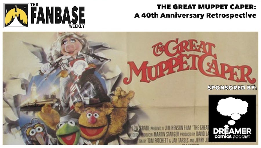 Fanbase Feature: 40th Anniversary Retrospective on 'The Great Muppet Caper' (1981)