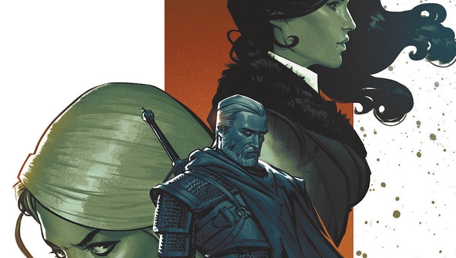 'The Witcher Volume 3: Curse of Crows' - Advance Trade Paperback Review