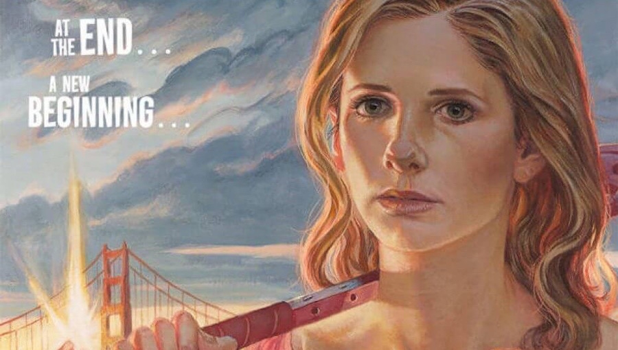 'Buffy the Vampire Slayer: Season 10 #30:' Comic Book Review (Surprise... the Scoobies Grew Up)