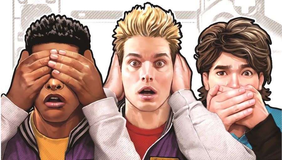 Fanbase Press Interviews Paul Constant on AHOY Comics' 'Planet of the Nerds'