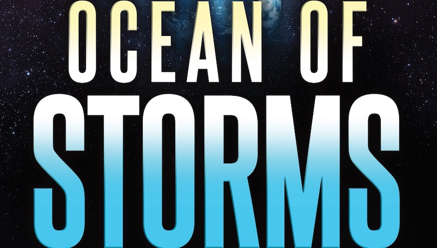 Fanbase Press Interviews Christopher Mari and Jeremy K. Brown, Authors of 'Ocean of Storms'