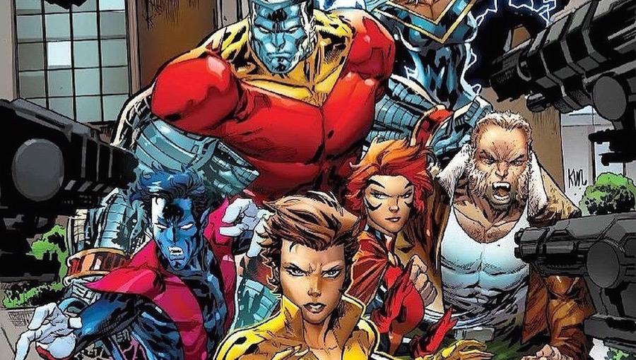 SDCC 2017: Fanbase Press Chats with 'X-Men: Gold' Artist Ken Lashley