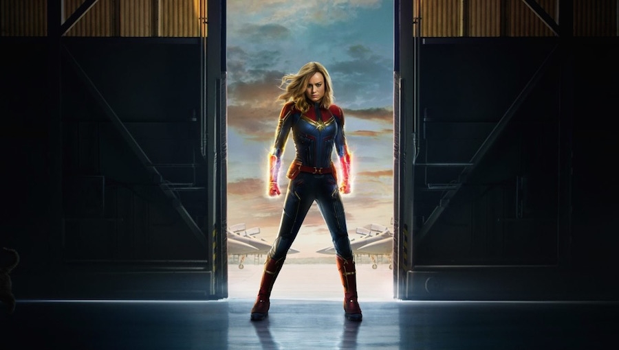 'Captain Marvel' Goes 'Higher, Further, Faster' at Long Beach Comic Expo with Fanbase Press' Barbra Dillon and More!
