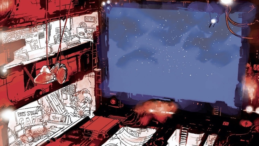 'Undiscovered Country #3:' Advance Comic Book Review