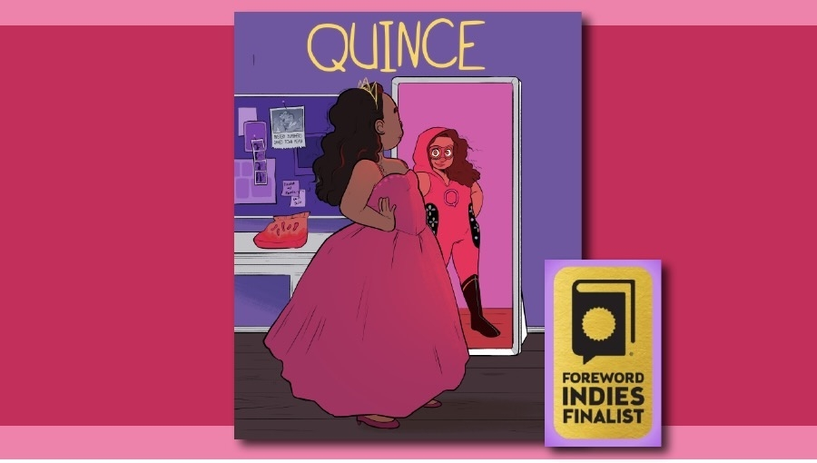 Foreword Reviews Names Fanbase Press' 'Quince: The Definitive Bilingual Edition' a 2020 Foreword INDIES Award Finalist