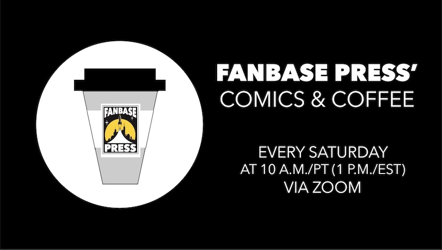 Join Fanbase Press for the 'Comics & Coffee' Meetup on April 24 to Bridge the Convention Gap for Industry Pros