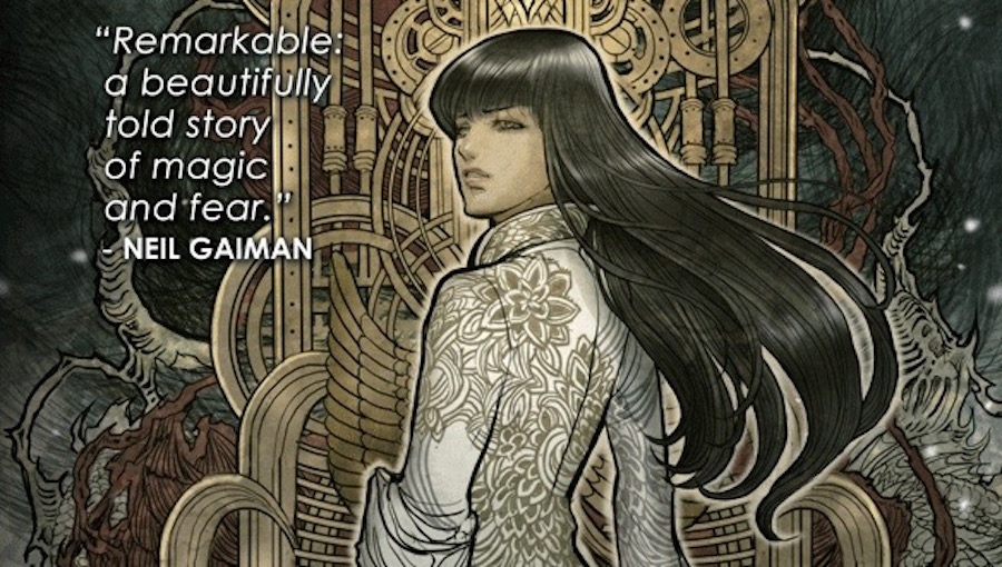 'Monstress Volume One:' Trade Paperback Review