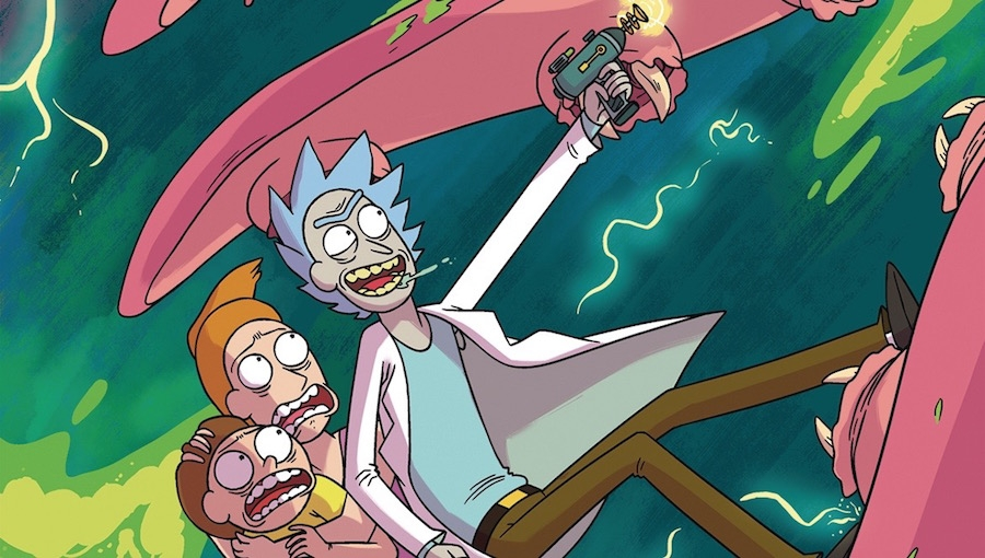 'Rick and Morty: Book Two' - Hardcover Review