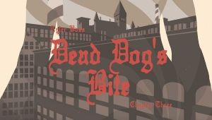 'Dead Dog's Bite #3:' Advance Comic Book Review