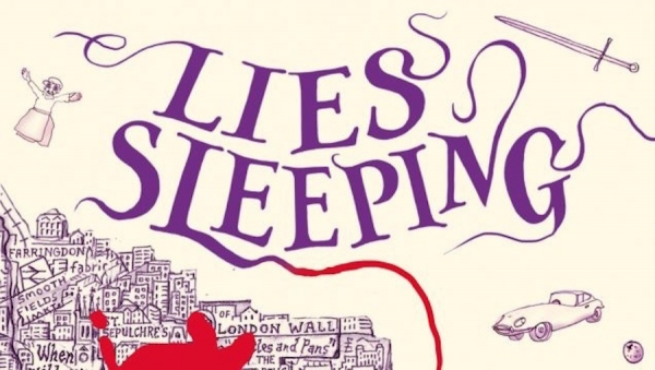 Fanbase Press Interviews Ben Aaronovitch on His Latest Novel, 'Lies Sleeping'