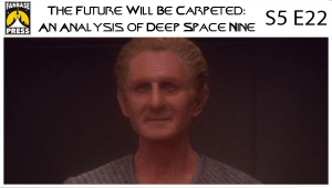 The Future Will Be Carpeted: An Analysis of 'Deep Space Nine (S5E22)'