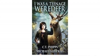Fanbase Press Interviews Author CT Phipps on 'I Was a Teenage Weredeer' and 'Lucifer's Nebula'