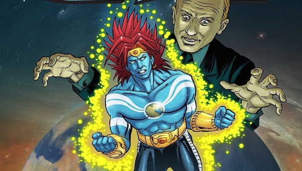 Fanbase Press Interviews Johny Tay on the Comic Book Series, 'Captain Gaia'