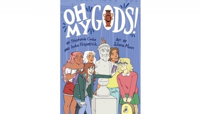 'Oh My Gods!:' Graphic Novel Review