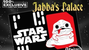 Stagedork83 Secretly Unveils Star Wars: Smuggler's Bounty (Jabba's Palace)