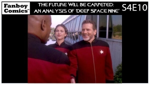 The Future Will Be Carpeted: An Analysis of 'Deep Space Nine (S4E10)'