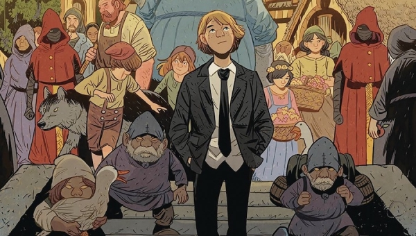 'Folklords:' Trade Paperback Review