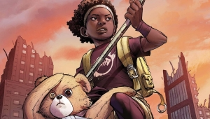 'Eve #1:' Comic Book Review