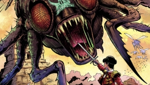 'Monster Matador: Tango of the Matadors #1' - Advance Comic Book Review