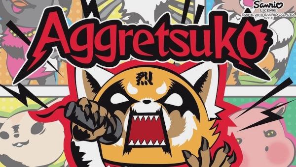 Fanbase Press Interviews LK Shelley on the Sanrio and AVM Lab Games Announcement of an 'Aggretsuko' Game