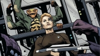 'Star Trek: Voyager - Seven's Reckoning #3' - Advance Comic Book Review
