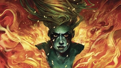 Fanbase Press Interviews Jacob Murray and Alice Li Barnes on the Release of 'The Eighth Immortal #3'