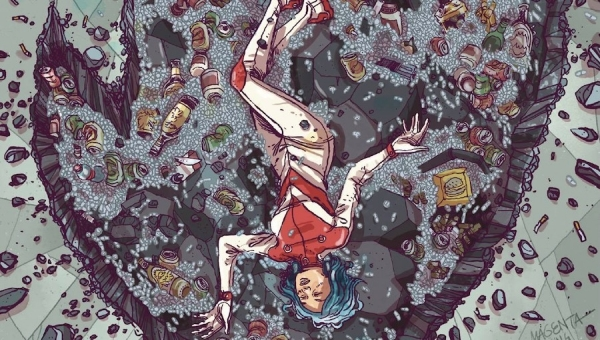 'Jenny Zero #1:' Advance Comic Book Review