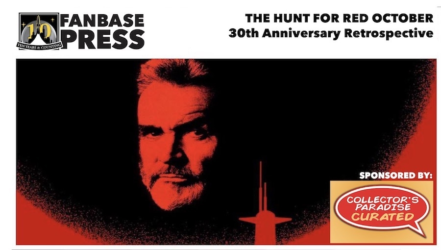 Fanbase Press Fanbase Feature 30th Anniversary Retrospective On The Hunt For Red October 1990