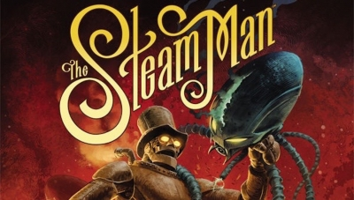 'The Steam Man:' Advance Trade Paperback Review