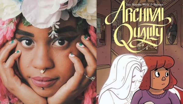 SDCC 2018: Fanbase Press Interviews Christina 'Steenz' Stewart on 'Archival Quality,' 'Rolled and Told,' and More
