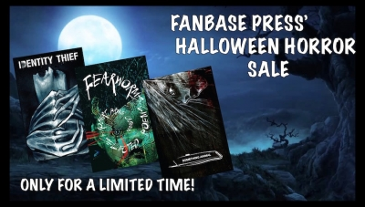Treat Your Tricksters to Fanbase Press' Halloween Horror Bundle - Only for a Limited Time!