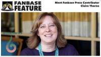 Fanbase Feature: Meet Fanbase Press Contributor Claire Thorne